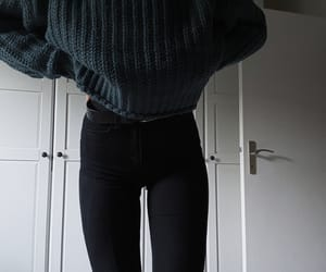 aesthetic, fashion, and skinny image