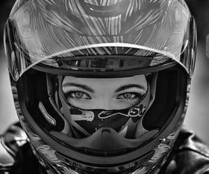 bike, black and white, and free image