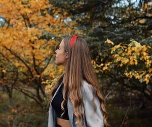 autumn, blazer, and cozy image