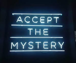 accept, words, and mystery image