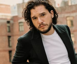 cast, game of thrones, and kit harington image