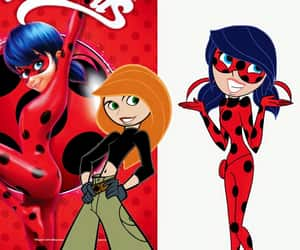 crossover, miraculous, and miraculous ladybug image