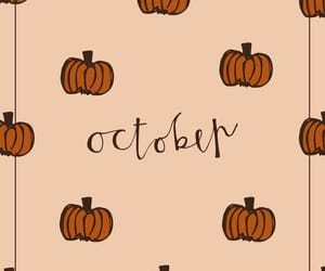 background, october, and wallpaper image