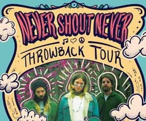 never shout never image