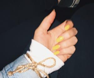 autumn, cool, and nail polish image