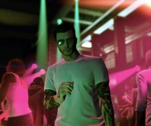 club, lights, and Tattoos image