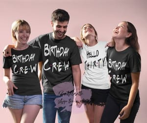 bride, etsy, and bday party shirts image