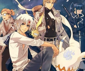 allen, link, and d.gray-man image