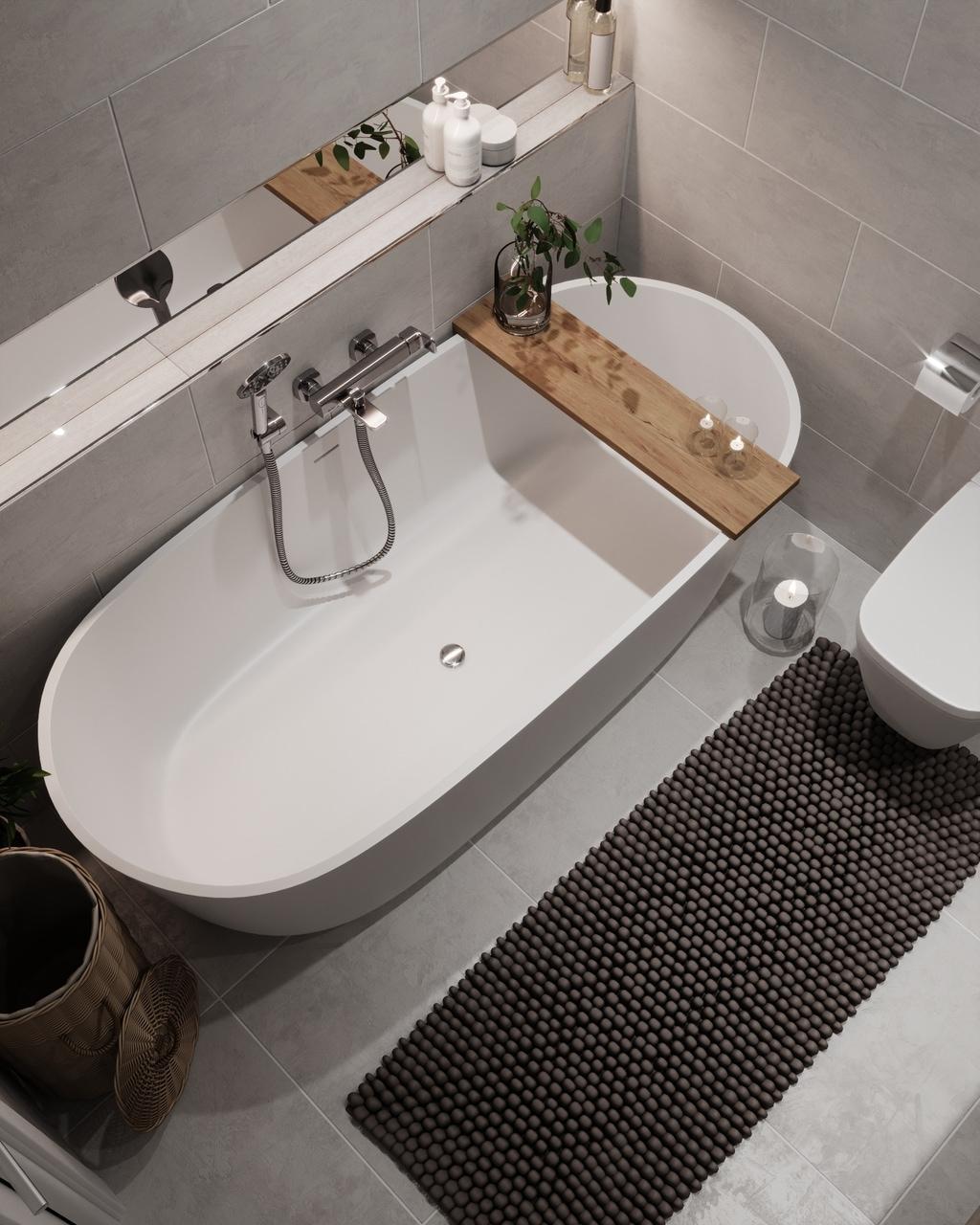 bathroom, comfort, and home image