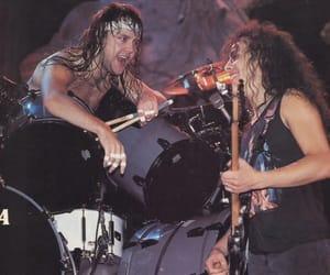 heavy metal, metal, and metallica image