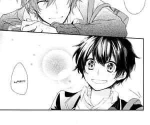 manga, shonen-ai, and sasaki to miyano image