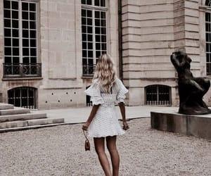 fashion, polka dot, and hairstyles image