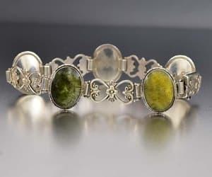bracelet, intage, and mid image