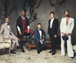 fashion, tan france, and jonathan van ness image