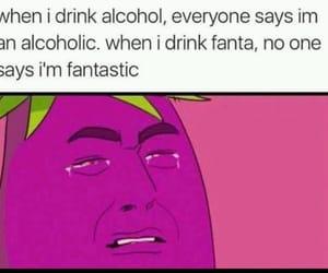 funny, fanta, and fantastic image