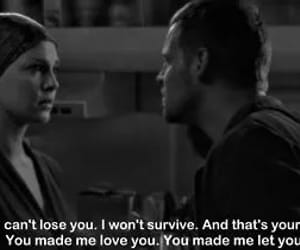 grey's anatomy, love, and quotes image