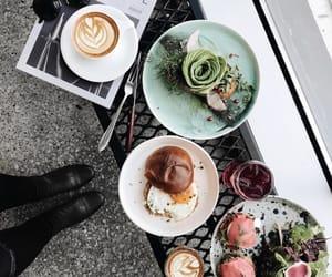breakfast, brunch, and cafe image