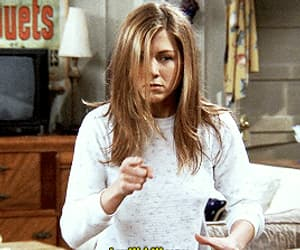 gif, Jennifer Aniston, and rachel green image