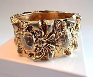 etsy, vintage bracelet, and renaissance fair image