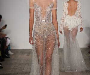 bridal, dress, and inbal dror image