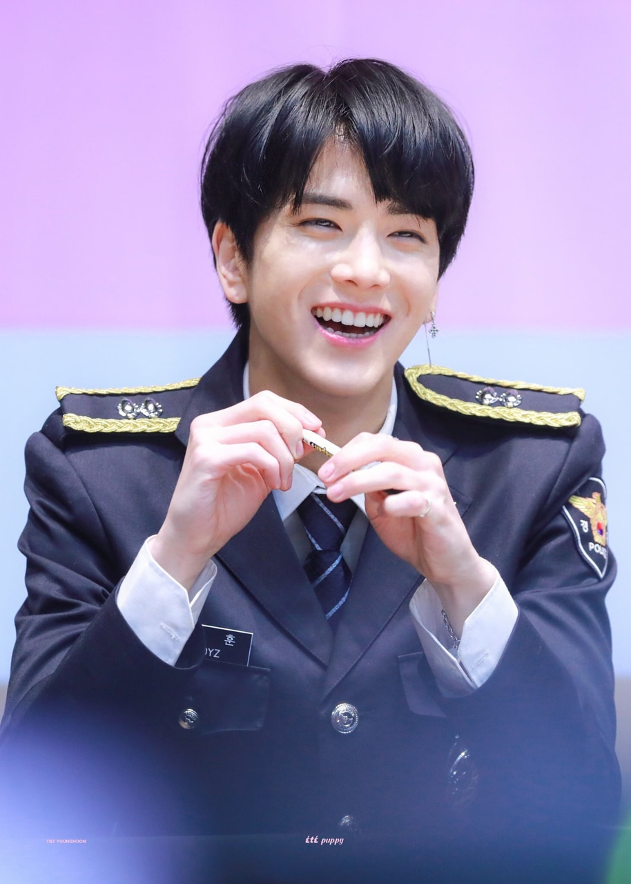 45 Images About Younghoon The Boyz On We Heart It See More About The Boyz Younghoon And Kpop