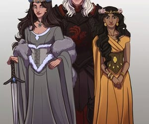 she wolf, game of thrones, and house martell image