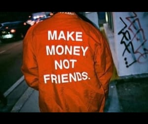 friendship, money, and wallpaper image