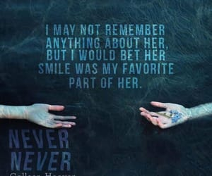 love, never never, and colleen hoover image