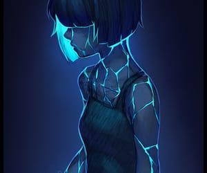 alone, dark, and mad image