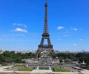 beauty, paris, and torre eiffel image