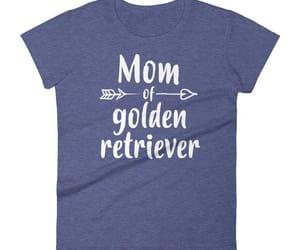 etsy, goldenretriever, and momshirt image