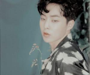 exo, xiumin, and minseok image