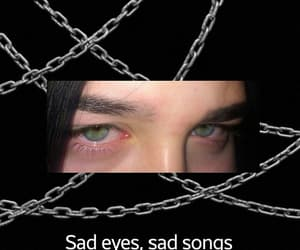 girl, sad song, and instagram image