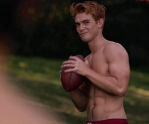 guy, Hot, and riverdale image
