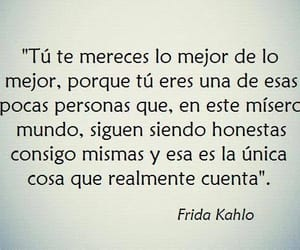 frases, love, and frida kahlo image