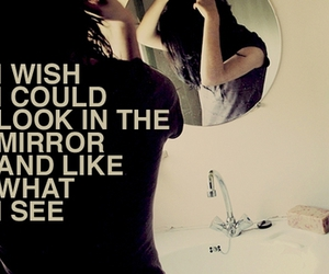 mirror, text, and photography image