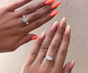 classy, colors, and orange image