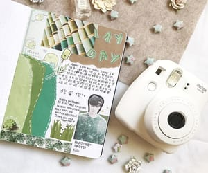 green, inspiration, and journaling image