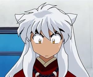 anime and inuyasha image