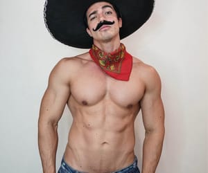 abs, mexicano, and fitness image