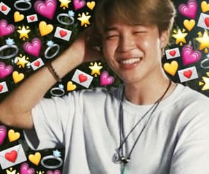 bye, reaction pics, and bts heart reactions image