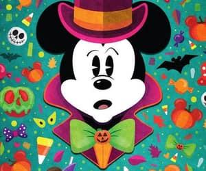 disney, Halloween, and wallpaper image