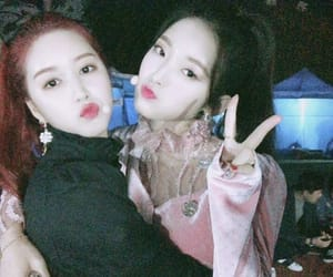 kpop, cosmic girls, and oh my girl image