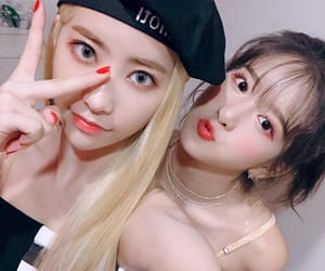 cathy, cosmic girls, and exy image