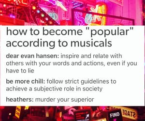 broadway, Heathers, and musical image