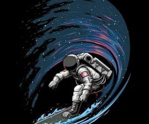 wallpaper, astronaut, and background image