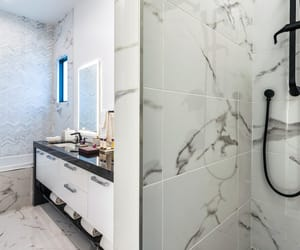 bathroom, florida, and rentals image