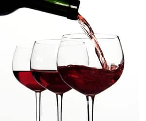 red wine wholesale image