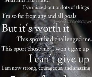 equestrian, horse, and quotes image