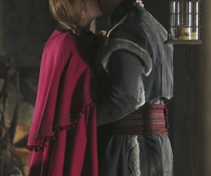 once upon a time, scott michael foster, and elizabeth lail image